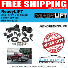 ReadyLIFT 2.5in Front Coil Spacer Track Bar Bracket 2011-2018 F250 F350 66-2726