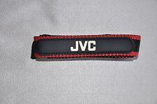 JVC BLACK/RED GENUINE SHOULDER NECK STRAP FOR CAMERA NEW