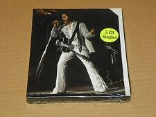 ELVIS  5 CD Singles -1996 -20th Anniversary Box Set -Sealed -FR BURNING LOVE-CD