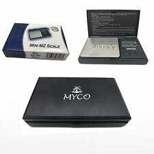 100g x 0.01g Mini MZ-100 Electronic Digital Jewelry Gold Weighing Scales