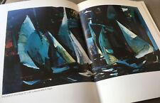 Rex Brandt Portfolio Works 25 Years Corona del Mar 1972 Lithographs LE 1500 Book