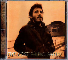 BRUCE SPRINGSTEEN the lost radio show CD KTS 321 live KLOL Studios Houston 1974