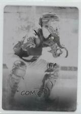 2011 Playoff Contenders Draft Tickets Printing Plate Black 1/1 Jake Lowery #29