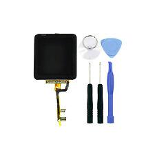 FRAME PER IPOD Nano 6 VETRO SCHERMO NERO TOUCH SCREEN LCD RETINA + PULSANTE HOME
