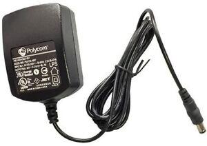*New Box of 5* Genuine Polycom VVX 300/301/310/311/400/401/410 PSU Power Supply