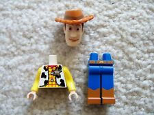 LEGO Disney Toy Story - Rare - Woody The Cowboy Minifig - New (pulled from set)