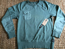 men/wemen  Vissla Molinos crew fleece sweatshirt/sweater size M
