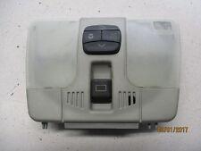 OEM 98 99 00 2000 01 02 Mercedes E320 Overhead Console Dome Map Light W210 Grey