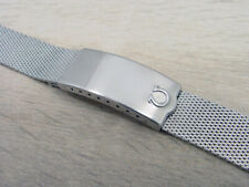 Omega Men's Watch Band Mesh For Constellation or Seamaster