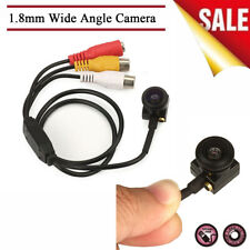 1x CCTV 1000TVL Wide Angle HD Security Surveillance Camera with Audio Microphone