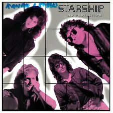 No Protection by Starship (CD, 1987, RCA) Grunt Made In Japan