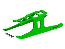 Lynx Blade 180 CFX Green Ultra Flex Landing Gear LX1613