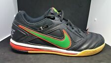 Nike Rare 5 Gato Men's Size 10 Indoor Soccer Shoes 415123-030  Leather