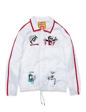 Born Fly White Monopoly Jacket