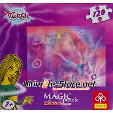 Magic Puzzle Disney Witch – 120 pièces – 25 x 20 cm