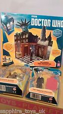 DOCTOR WHO THE ANGELS OF MANHATTAN TIME ZONE SET + SKOVOX BLITZER/TWELFTH DOCTOR