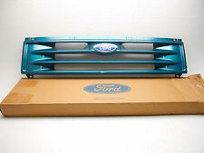 NOS New OEM Ford Grille 1992-1997 Ford Aerostar F29Z-8200-A Green