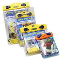 Storus Dry Pouch Waterproof Storage Pouch to Protect Valuables When Outside