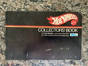 VINTAGE HOT WHEELS COLLECTORS BOOK CATALOG
