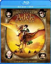 New: THE EXTRAORDINARY ADVENTURES OF ADELE BLANC-SEC (Blu-ray/DVD/Digital Copy)