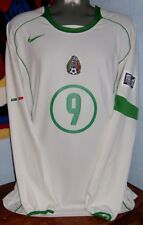 NIKE MEXICO LS LONG VELA WC2005 SUB17 WINNER AWAY L ORIGINAL JERSEY SHIRT