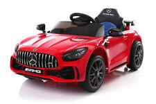 12V Mercedes GTR sous licence Rouge – Voiture Electrique Pour Enfants