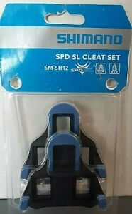 Shimano SM-SH12 SPD-SL Replacement Cleats BLUE