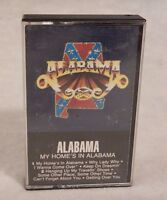 My Home's in Alabama by Alabama (Cassette 1980 AHK1-3644 RCA
