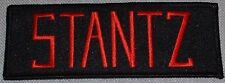 Ghostbusters Movie Stantz Name Tag Embroidered Patch