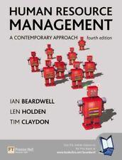 Human Resource Management: A Contemporary Approach-Prof Ian Beardwell, Len Hold