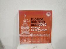 Florida Building Code Energy Conservation 2010 - Has Tabs