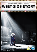 WEST SIDE STORY     BRAND NEW SEALED GENUINE UK DVD