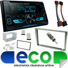 Vauxhall Corsa C 2000 - 04 Kenwood Car Stereo CD MP3 USB Aux Player Fascia Kit