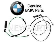 BMW E46 3-Series 325xi 330Ci Rear & Front Disc Brake Pad Wear Sensors Genuine