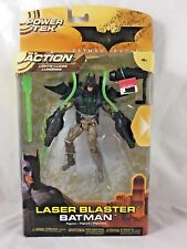 Batman Begins - Movie - POWER TEK - Laser Blaster Batman - Action Figure - 2005