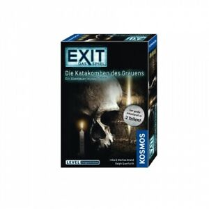 Exit - il Gioco - La Katakomben Des Horror