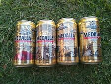 Puerto Rico Cerveza Medalla Light Beer Set Limited Edition 2019 Alexis Diaz 🇵🇷