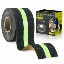 Abco Tech Anti Slip Grip Tape Glow-in-the-Dark for Local Illumination 14 ft Roll