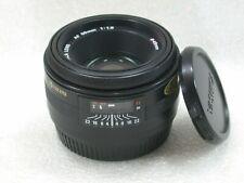 Yashica Kyocera AF 50mm F1.8 Autofocus Standard Lens- No. F2052987