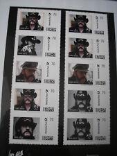 Original Lemmy Kilmister Briefbogen zum Todestag 2015