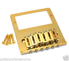 GOLD HUMBUCKER BRIDGE FOR TELE® TB-0031-002