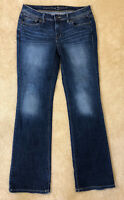 Simply Vera Wang Boot Size 6 Women's Blue Jeans