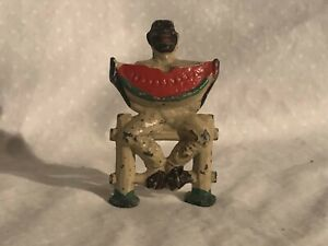 Barclay Manoil Farm Cast Lead Figure Watermelon
