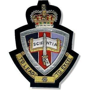 ADFA Bullion Pocket Badge