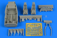 Aires 4723 - 1:48 A-37A Dragonfly cockpit set for Monogram  - Neu
