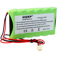 HQRP Battery for Ademco Honeywell LYNXR LYNXR-2SIA, LYNXR-ENSIA, LYNXR-EN