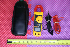 Fluke 322 Multimeter Clamp Meter With Oem Leads Amp Case Electric Amp Nice