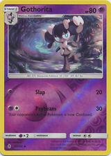 Pokemon Gothorita  - 53/145  - Uncommon - Reverse Holo NM-Mint
