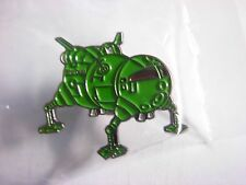 Starbug space ship pin badge. Science fiction
