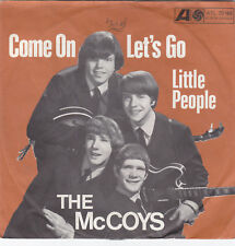 """Single 7"""" The Mc Coys """"Come on let´s go/Little People"""""""